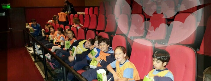 Zonacines is one of Cines de la Argentina.