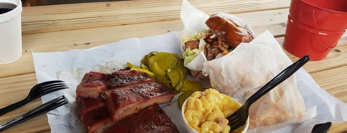 Slap's BBQ is one of Best: Kansas City 💯.