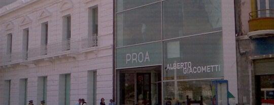 Fundación Proa is one of A ver....