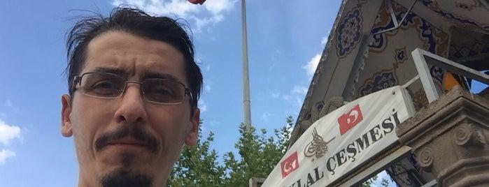 Tarihi İstiklal Çeşmesi is one of Samet 님이 좋아한 장소.