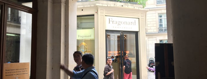 Musée du Parfum – Fragonard is one of Lugares favoritos de Samet.