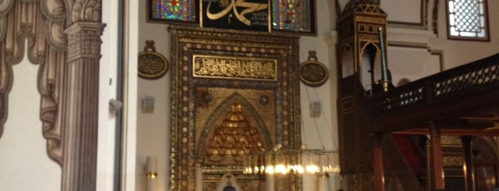 Große Moschee is one of Orte, die Samet gefallen.