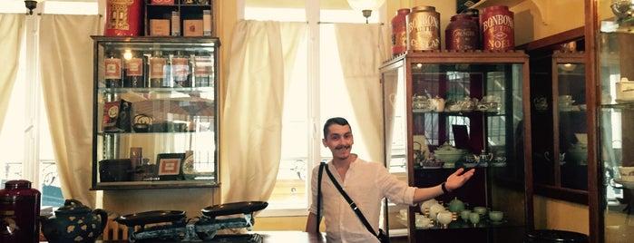 Mariage Frères is one of Locais curtidos por Samet.