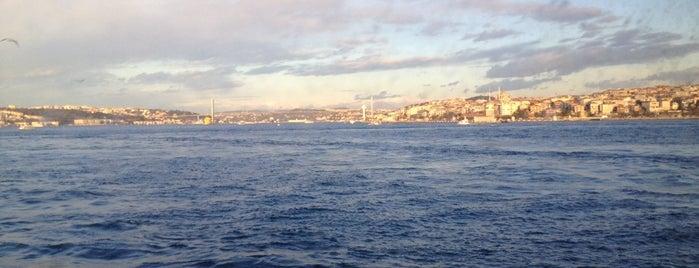 İstanbul Boğazı is one of Samet : понравившиеся места.