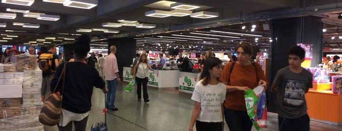 ATÜ Duty Free is one of Orte, die Samet gefallen.