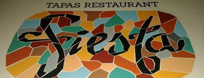 Tapas Restaurant Fiesta is one of Nederland 🇳🇱.