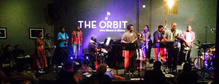 The Orbit – Jazz Club & Bistro is one of South Africa.