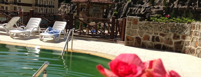 Ridos Thermal Hotel&SPA is one of Ayder- Turkey.