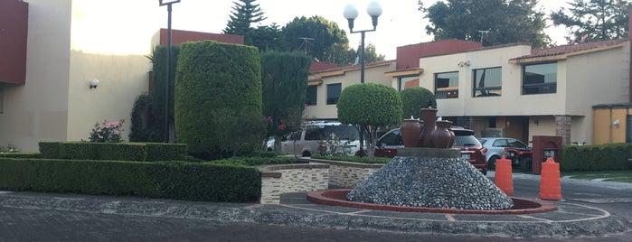 Residencial Villas de Coyoacán is one of Mexico City 30.