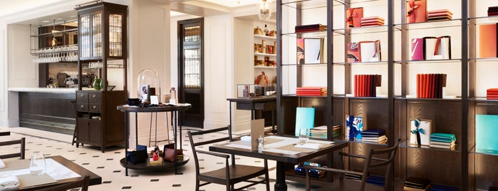 Thomas's at Burberry Regent Street is one of Mayfair List.