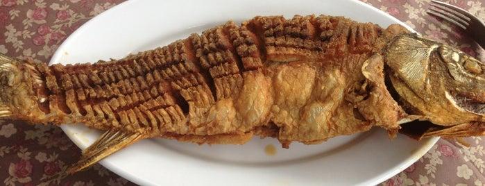 Efsane Balık Ve Et Restoranı is one of Locais curtidos por Nuh.