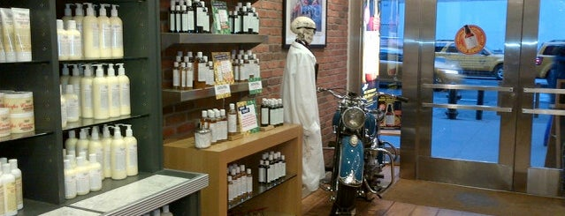 Kiehl's is one of New York.