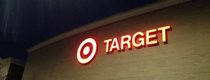 Target is one of Orte, die Sean gefallen.