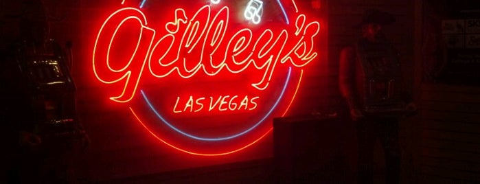 Gilley's Saloon, Dance Hall & BBQ is one of Vegas Places with Check-In Deals.
