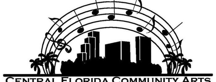 Central Florida Community Arts is one of Orte, die Bob gefallen.