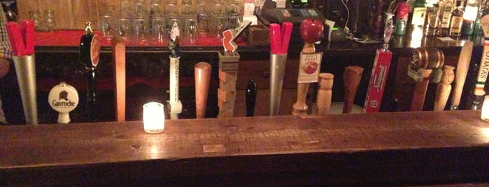 The Owl Farm is one of NYC Craft Beer.