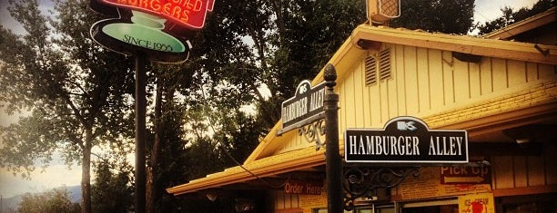 K's Old Fashioned Hamburgers is one of The West.