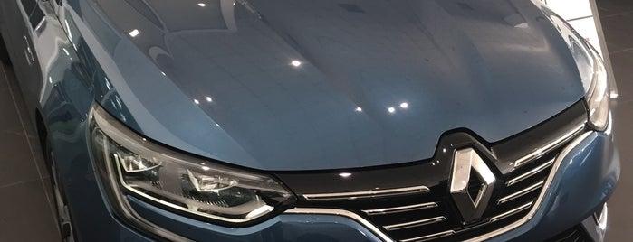Çelik Motorlu Araçlar (Renault) is one of Locais curtidos por Mustafa Ahmet.