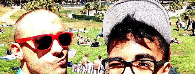 Mission Dolores Park is one of Christopher'in Beğendiği Mekanlar.