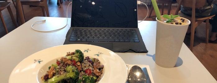 Broccoli Revolution is one of Gespeicherte Orte von Huang.