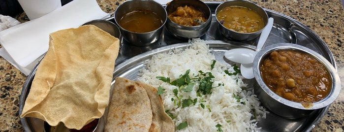 Mayuri Indian Cuisine is one of Go Back Again.