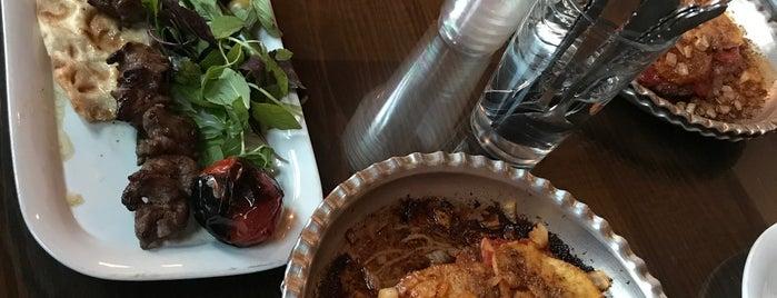 Somagh Restaurant | رستوران سماق is one of สถานที่ที่บันทึกไว้ของ Travelsbymary.