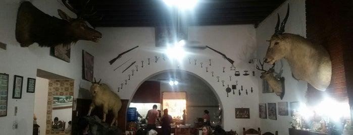 Restaurante Ancira is one of สถานที่ที่ Daniel ถูกใจ.