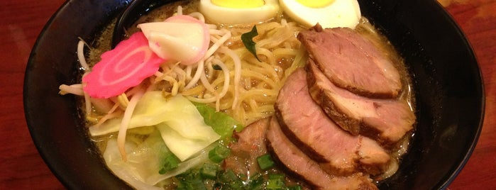 Sapporo Ramen And Grill is one of Restaurants to try.