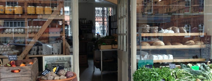Leila's Shop is one of Specialty Coffee Shops (London).
