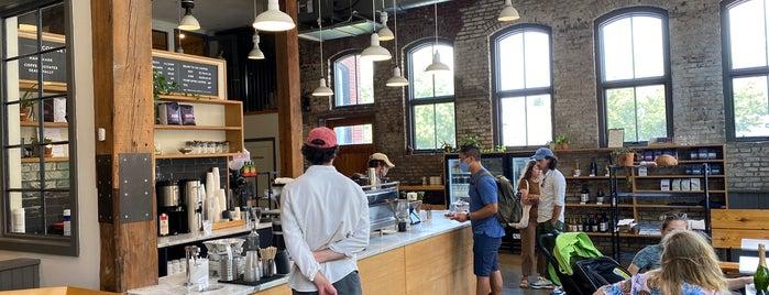 ReAnimator Coffee Roastery is one of I <3 Coffee.