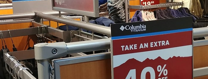 Columbia Sportswear is one of Malcolm's Liked Places.