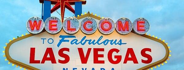 I miss Vegas! is one of favorite spots.