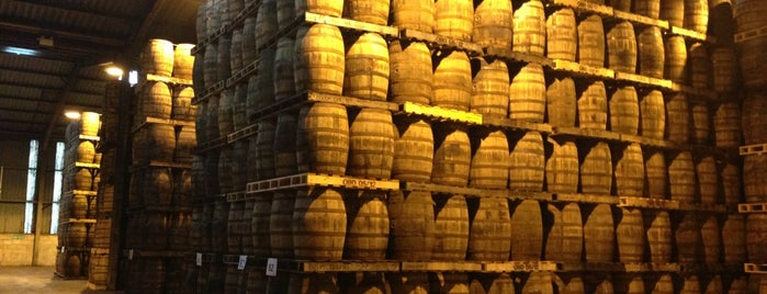Old Bushmills Distillery is one of IRL Dublin.