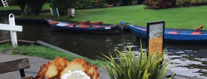 Gelateria Venice is one of Giethoorn.