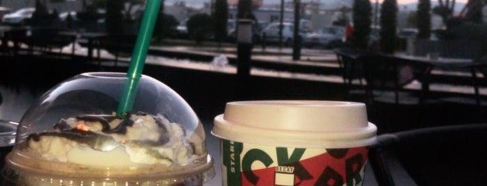 Starbucks is one of S'ın Beğendiği Mekanlar.