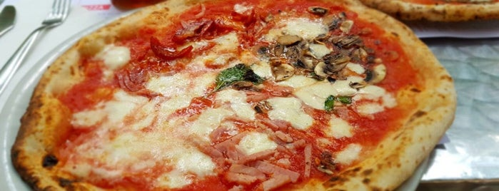 NAP Neapolitan Authentic Pizza is one of Barcelona.