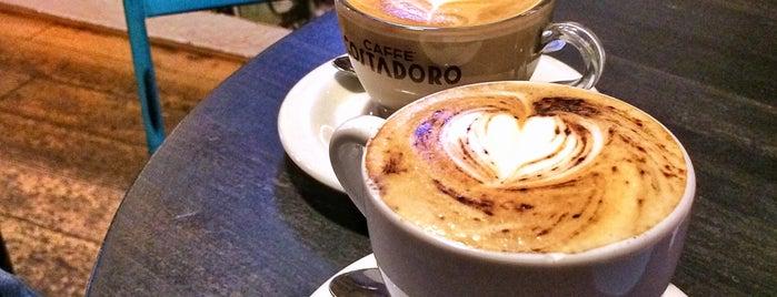 INA: Espacio de Café y Piadina is one of Anastasia 님이 좋아한 장소.