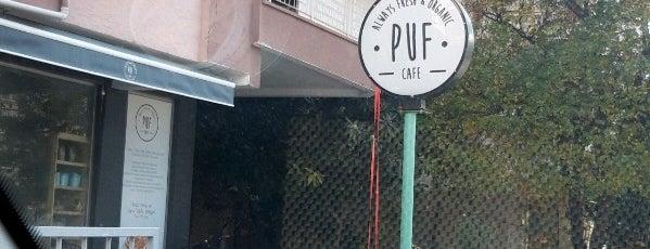 Cafe Puf is one of Akdeniz Bolgesi.