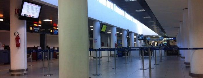 Aeroporto di Roma Ciampino (CIA) is one of Official airport venues.