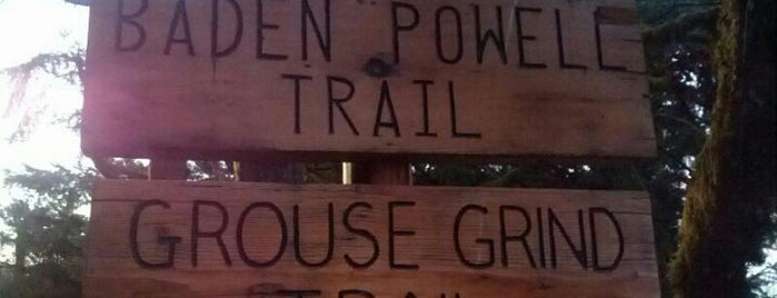 Grouse Grind is one of Vancouverite - Best Places In and Around Vancouver.