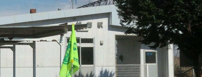 Uenae Station is one of JR 홋카이도역 (JR 北海道地方の駅).