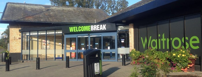 Gretna Green Services (Welcome Break) is one of Holiday.
