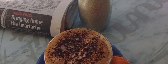Mini Espresso is one of Perth coffee shops guide.