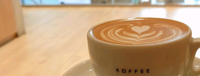 Omotesando Koffee is one of To drink in Asia.