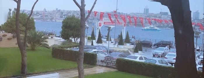 Nevmekan Sahil is one of İstanbul.