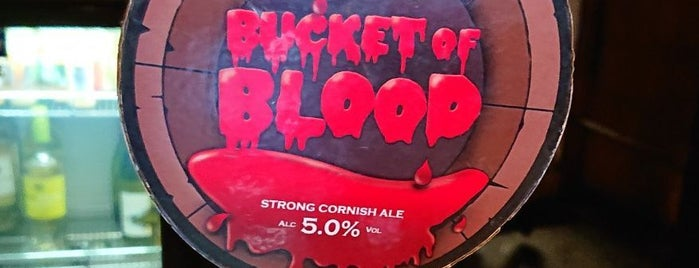 Bucket of Blood is one of Lieux qui ont plu à Carl.