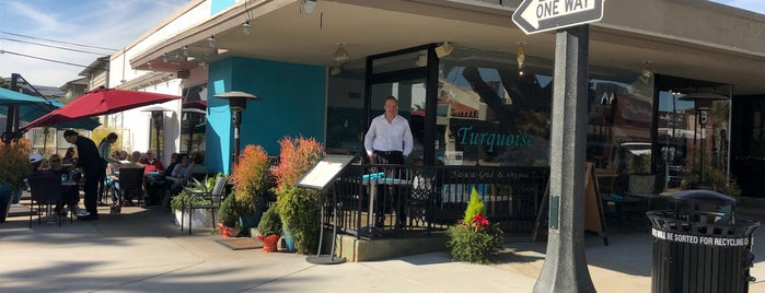 Turquoise Cafe is one of Restaurant.com Dining Tips in Los Angeles.