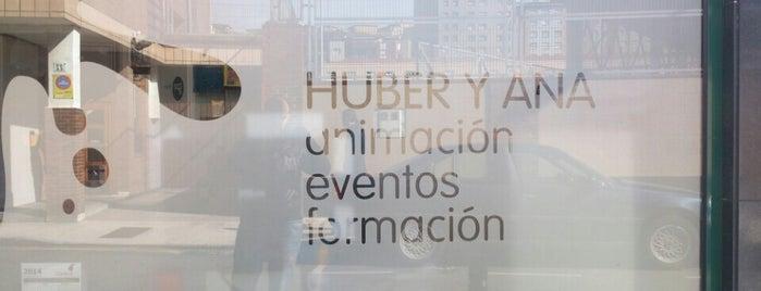 Huber Y Ana Animación is one of Dónde dejar un rato a nuestros peques.