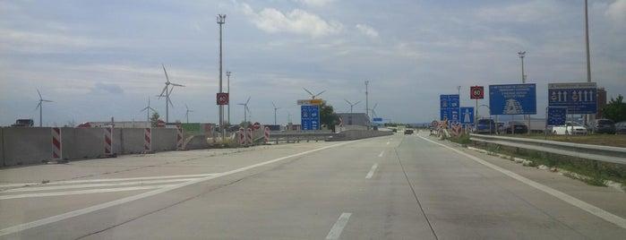 Križovatka D2 × D4 Bratislava-Jarovce is one of Travel Bucket List.