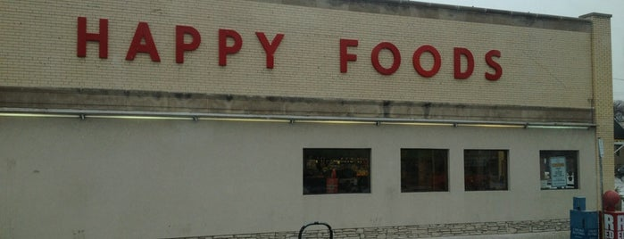 Happy Foods is one of Edison Park, Chicago Checklist.